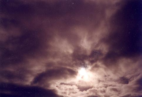 Damn cool sky pic of mine